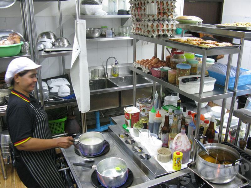 Ресторан русской кухни на Пхукете Веранда