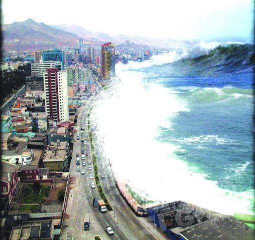 Секс с цунами