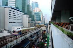 Бангкок – транспорт в Бангкоке