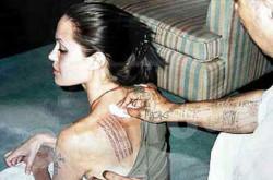 Татуировки в Тайланде