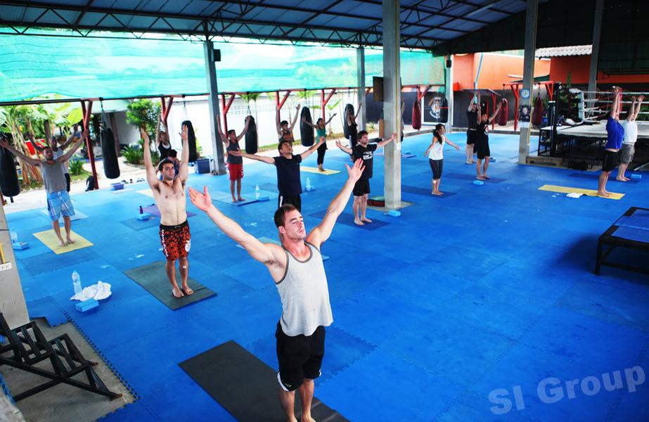 Муай Тай - тренировочный центр Тайгер Муай Тай на Пхукете