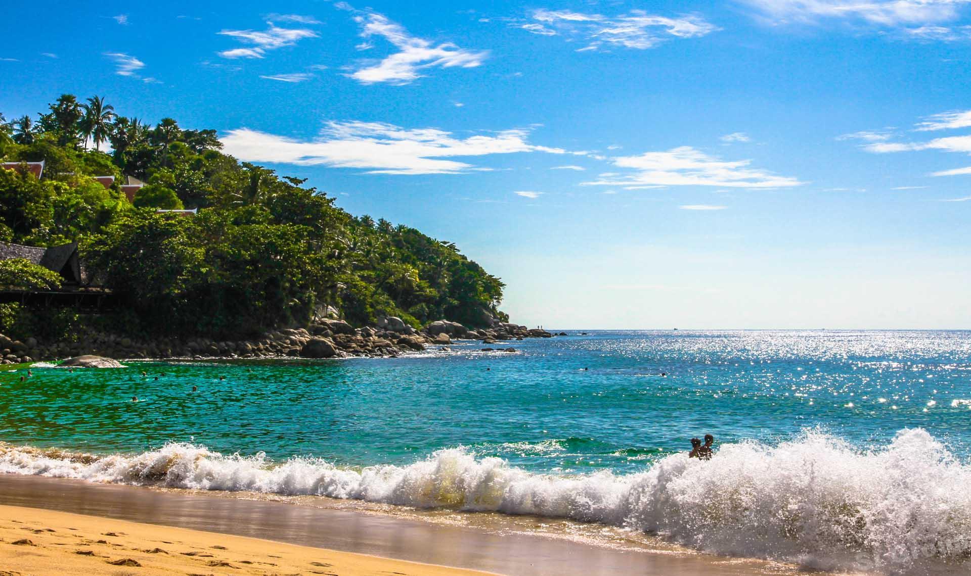 Пляж Карон (Karon)