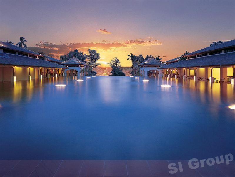 Отели Пхукет - JW Marriott Phuket Resort and Spa