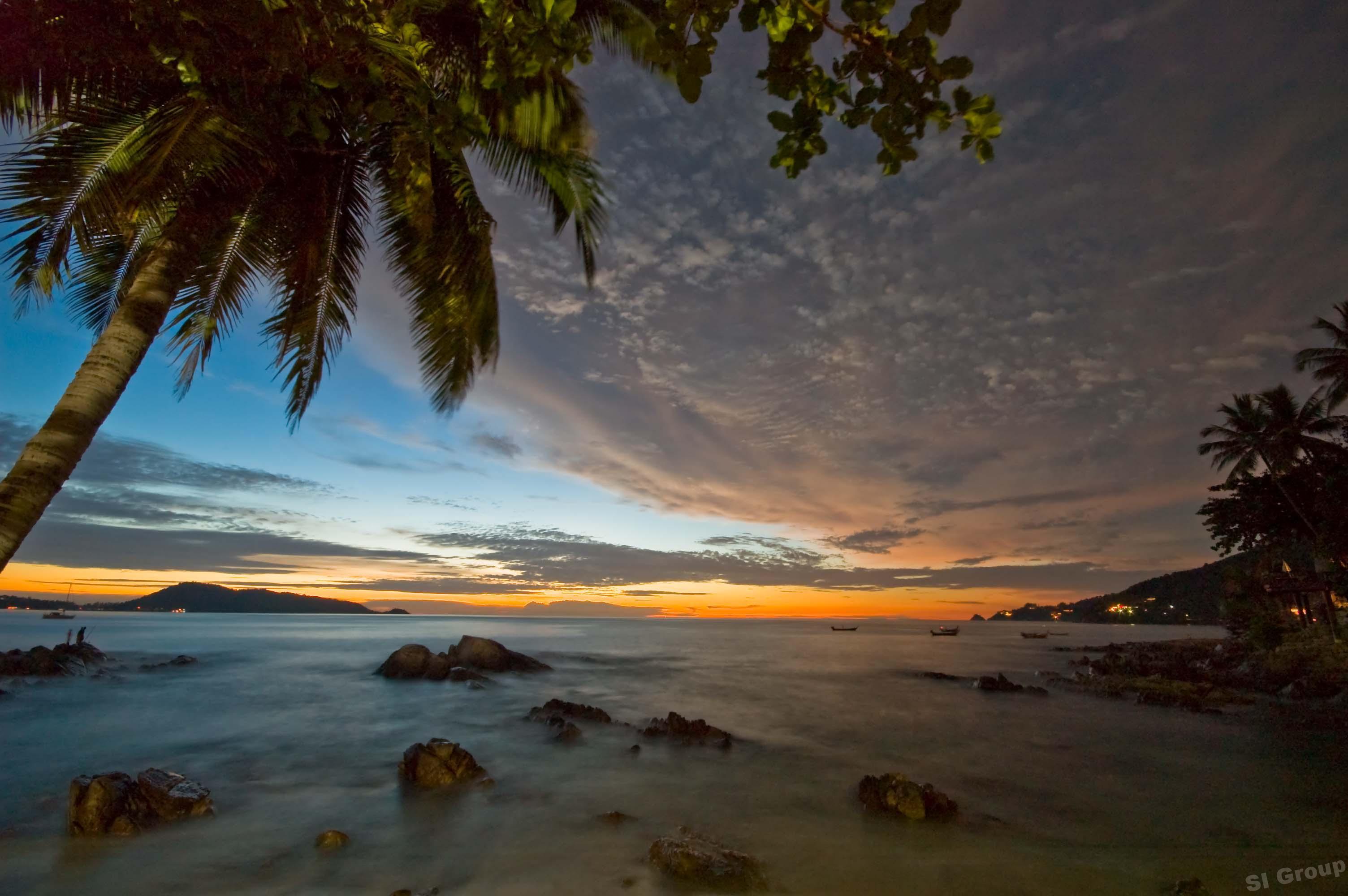 普吉岛 - 芭东海滩 - 泰国