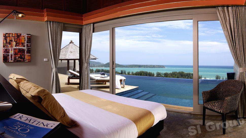 Отели Пхукет - The Pavilions Hotel Phuket