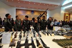 Тайланд - разрешение на огнестрельное оружие в Тайланде