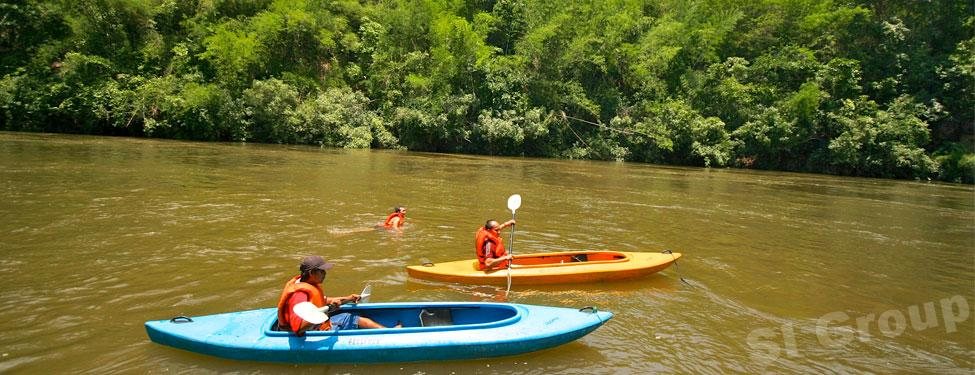 Секс туристов на реке квай
