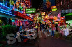 Бангкок - начное жыццё