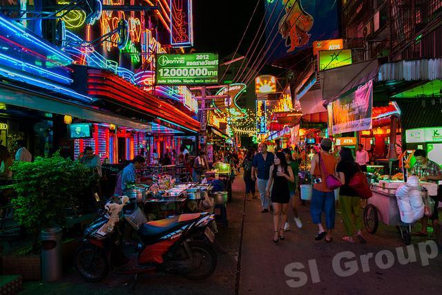 Бангкок - ночная жизнь