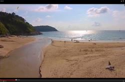 Пляж Най Харн видео