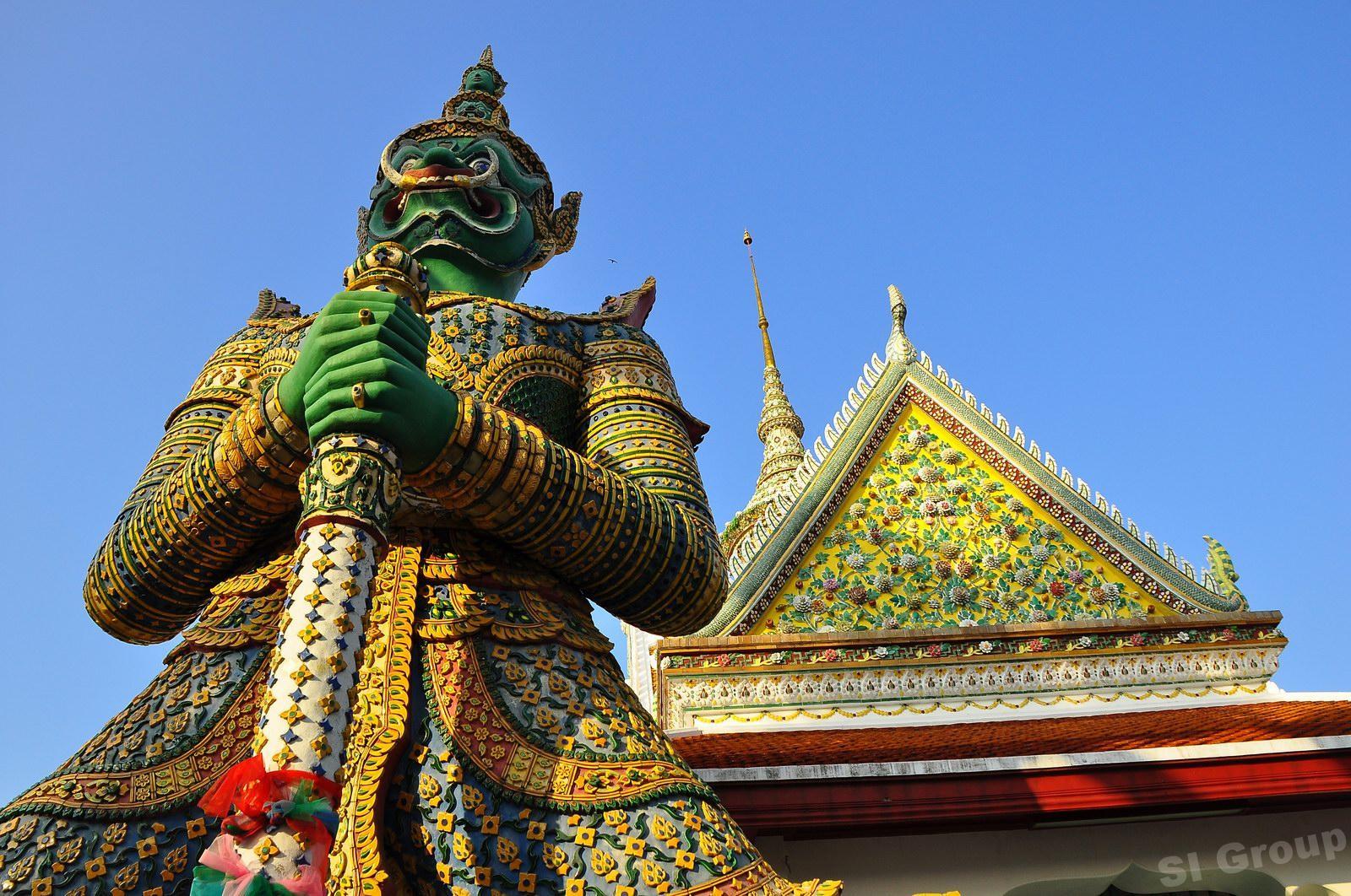 Храм Рассвета - Святилище Ват Арун