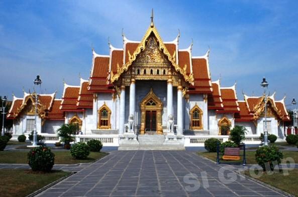 Храмы Тайланда