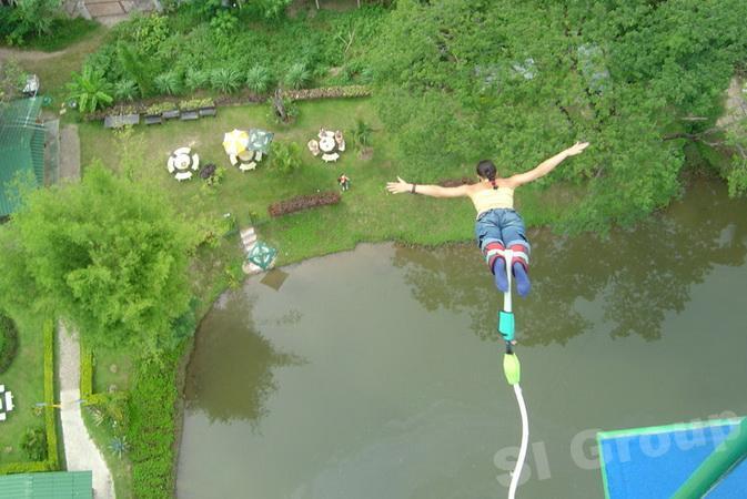 Банджи-прыжок Пхукет