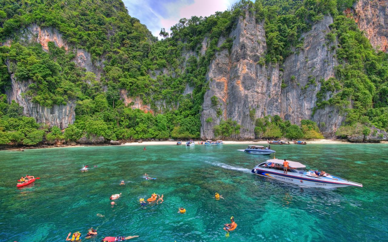 Сайт о Тайланде