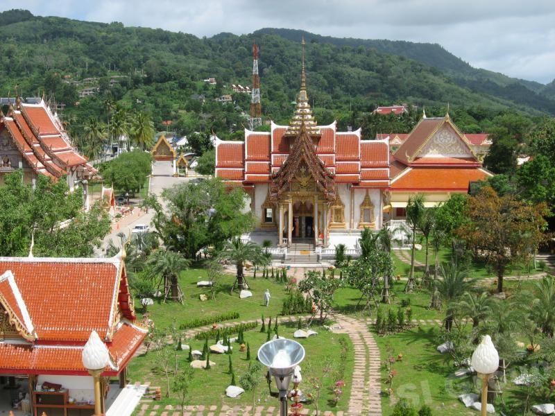 O que visitar em Phuket