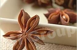 Анис звездчатый Star Anise (Illicim verum) Thai : Poeykak Season: All year round Availability: dry Packaging: Plastic bag and glass jar