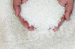 Рис белый полированный (шлифованный) дробленый