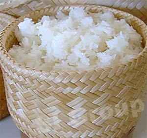 Рис клейкий GLUTINOUS RICE