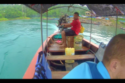 Videos Khao Sok (Khao Sok) lake Cheo Lan (Cheow Lan)