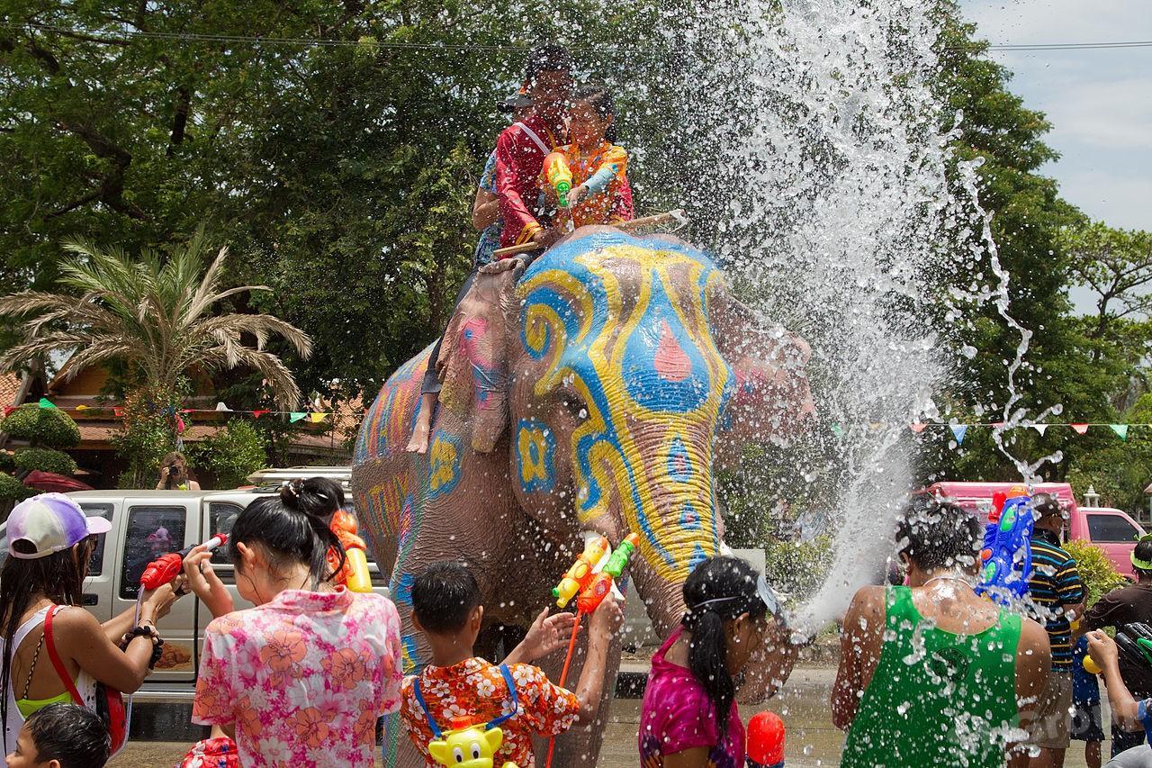 Когда в тайланде празднуется новый год