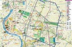 Храм Рассвета - карта