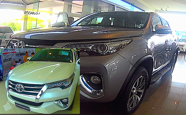 Toyota Fortuner 2016 Video review New Generation