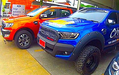 Відэа агляд Ford Ranger 2016, 2017